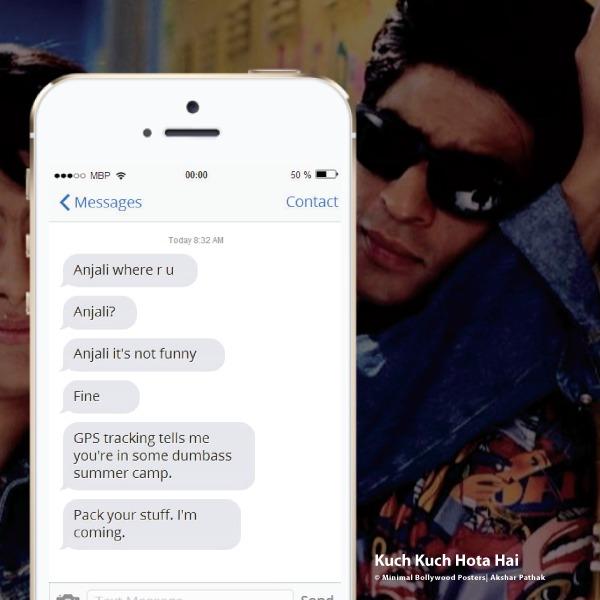 Bollywood Movie Texts
