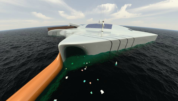 Ocean Cleanup foundation