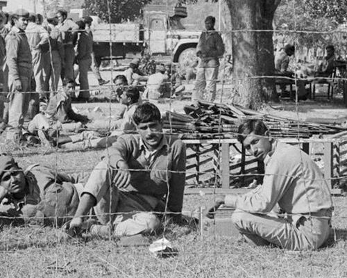 Pakistani Prisoners of War