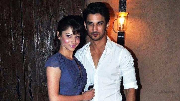 Anita Lokhande and Sushant Singh Rajput