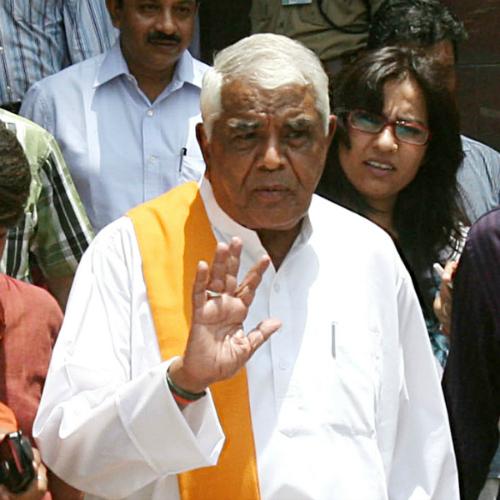 dude minister babulal gaur