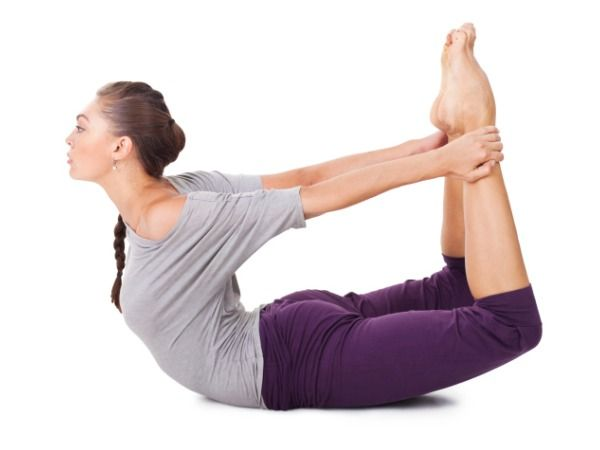 12 Effective Yoga Postures To Lose Weight Naturally