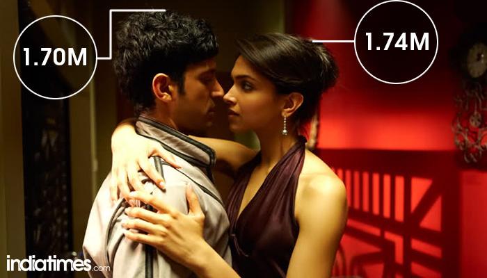 Deepika and Farhan