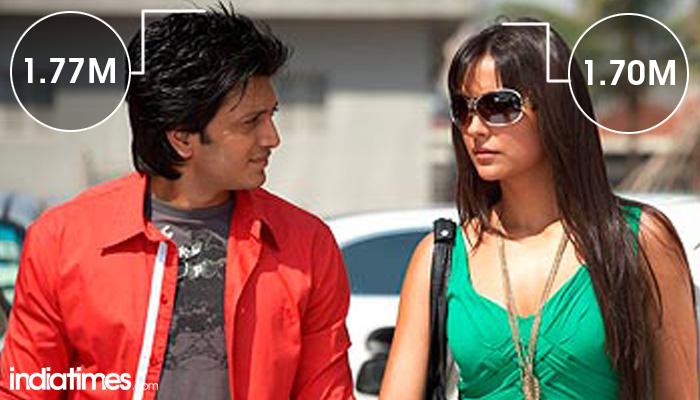Riteish and Lara Dutta