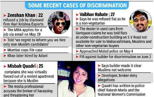 harassment flat owners mumbai