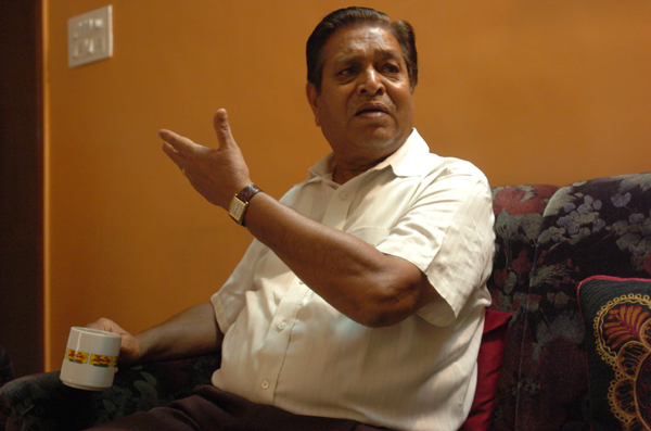 Chandu Borde