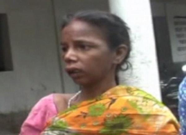 Accused Pramila