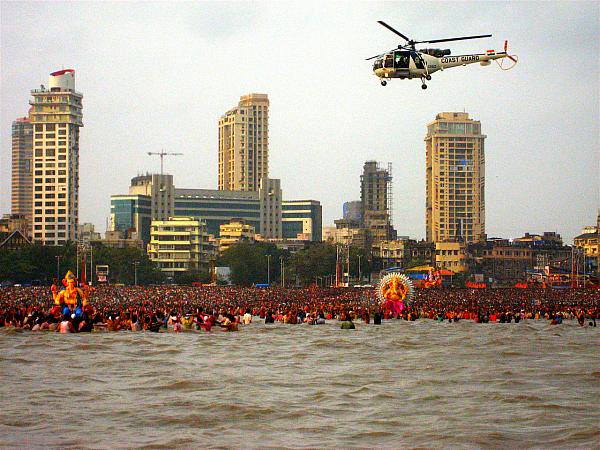 mumbai ganesh festival