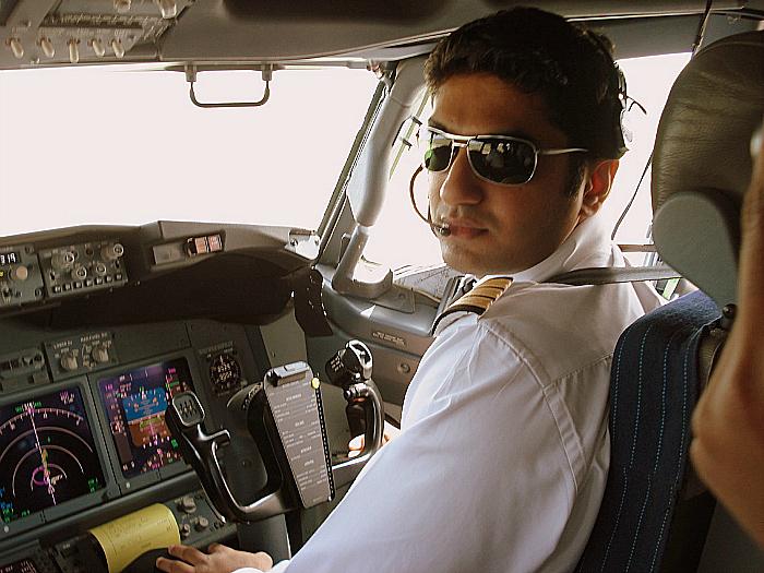 pilot india