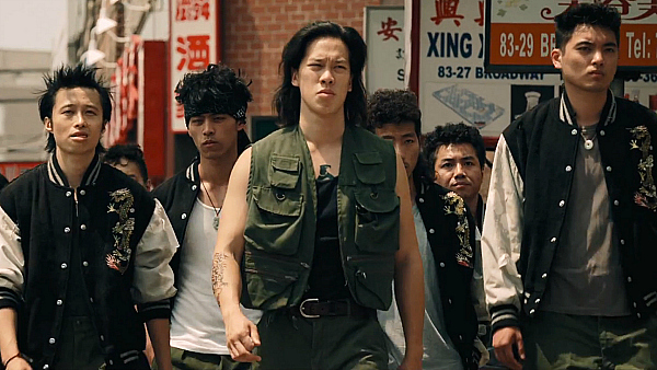 chinese gangs