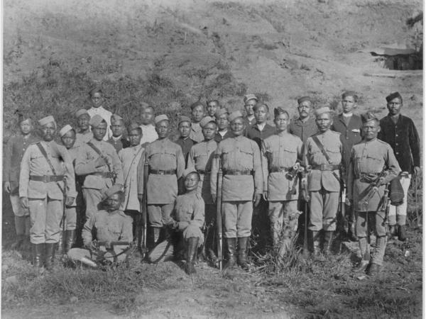 Gurkha Officers