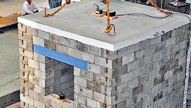 earthquake resistant housing IIT roorkee