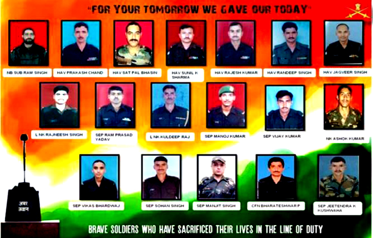 All 18 jawans who were killed in manipur