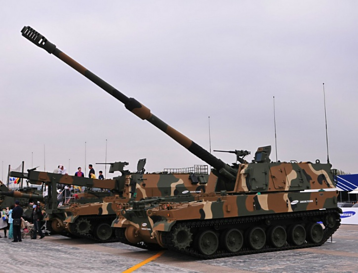 Indian Army Artillery