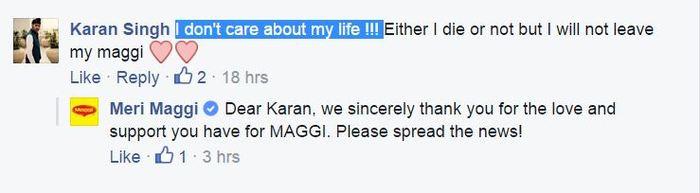 maggi lead facebook