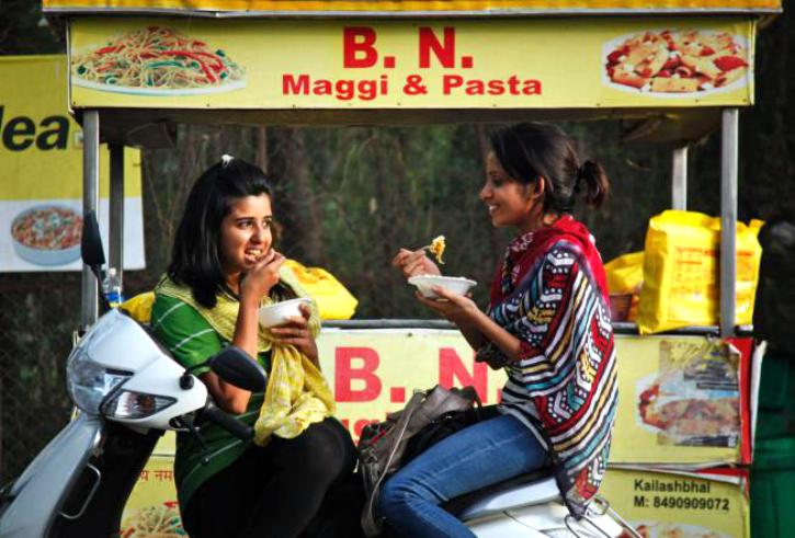 Maggi and unsafe food