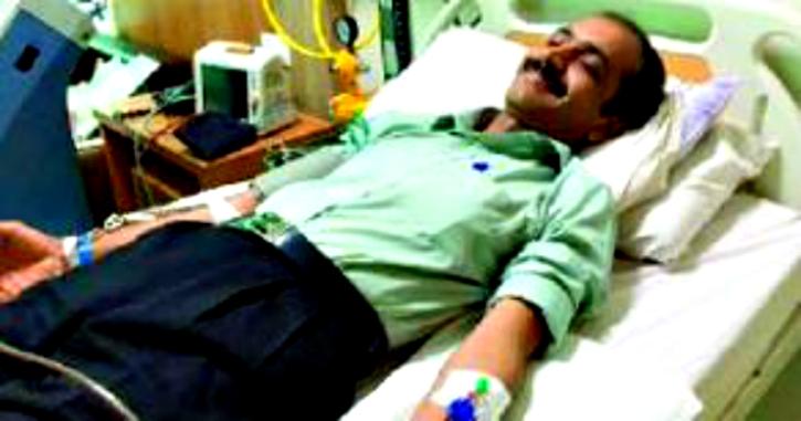 Man from dubai saves life