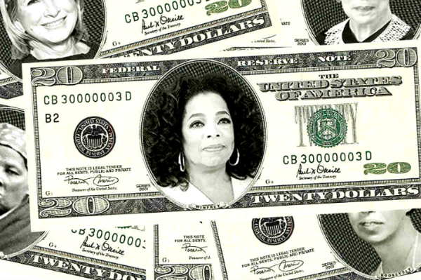 America to have a woman on 10 dollar bill