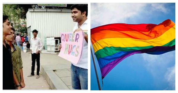 bengaluru gay free hugs