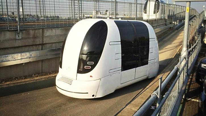 Heathrow ULTra Pod