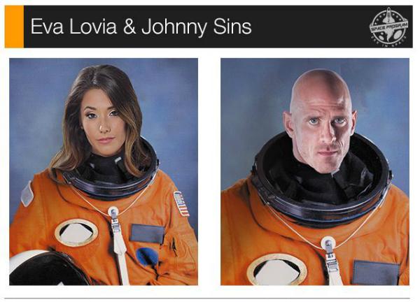 porn astronauts