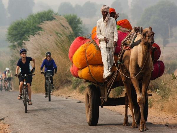 Cycling India Rajasthan