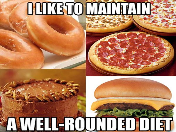 21 Weight Loss Memes That All Of Us Can Relate To