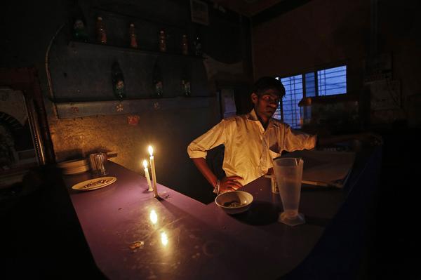india darkness