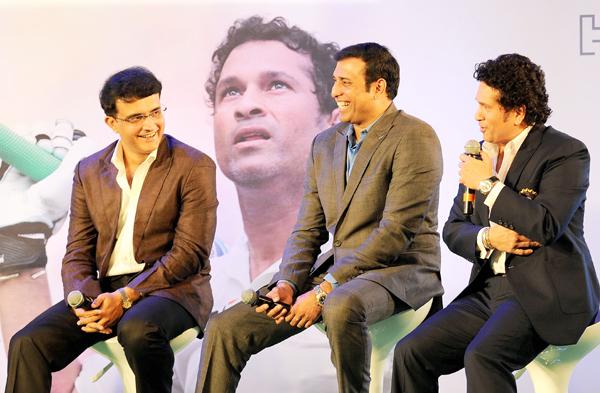 Sachin, Sourav and Laxman
