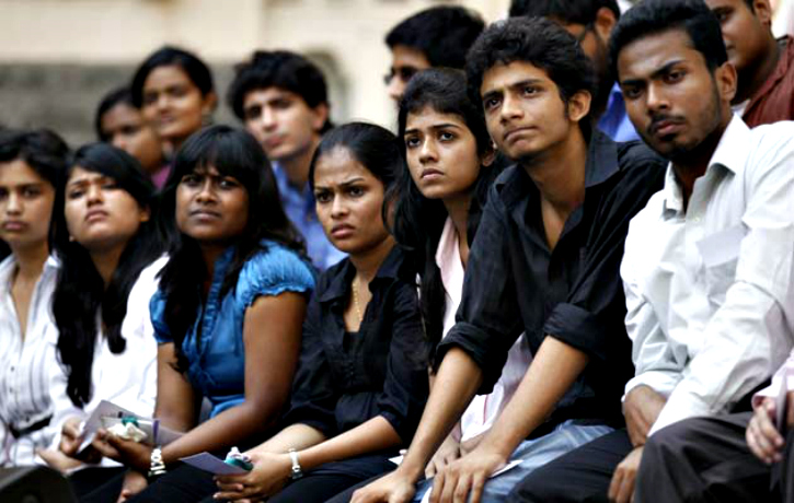 sad students