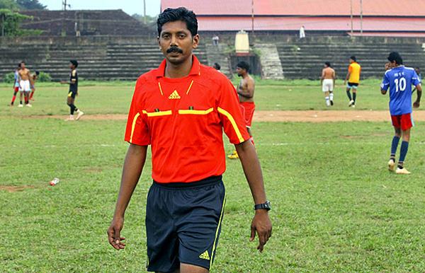 MP Santosh Kumar