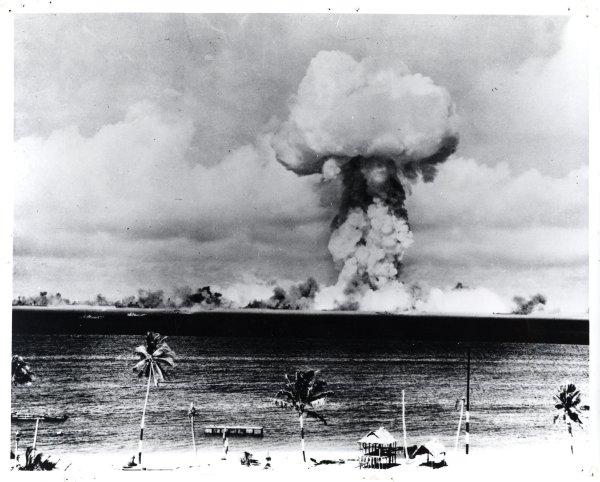 nuclear testing marshall islands