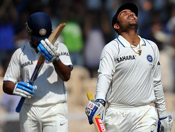 Sehwag and Vijay