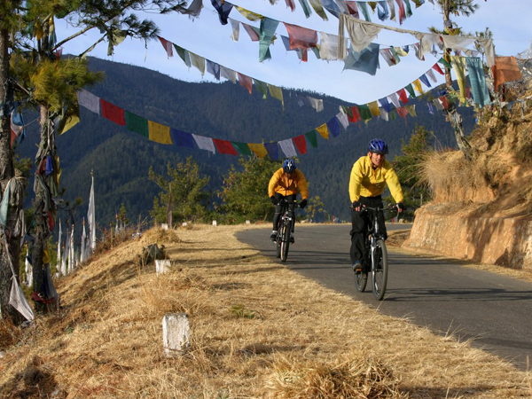 Cycling India Sikkim