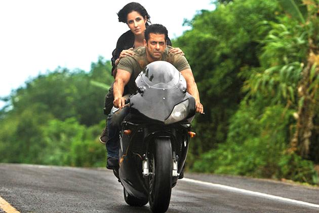 Salman Khan and Katrina as spies in Ek Tha Tiger