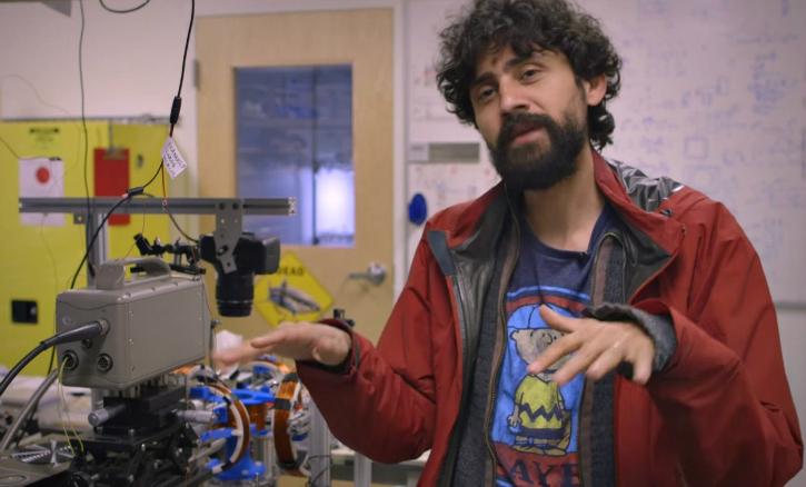 Manu Prakash Stanford Water computer