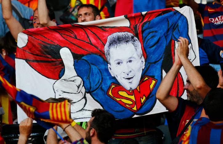 Messi supermessi