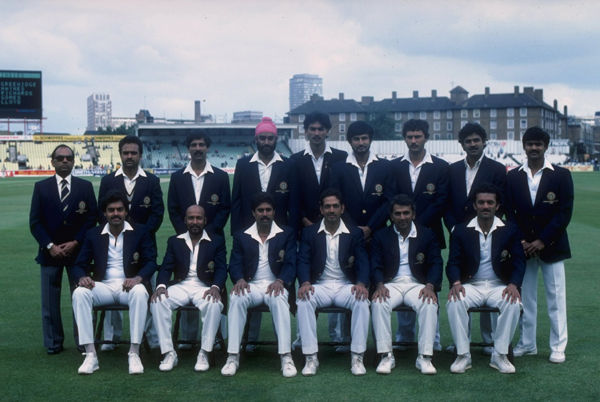 1983 World Cup India team