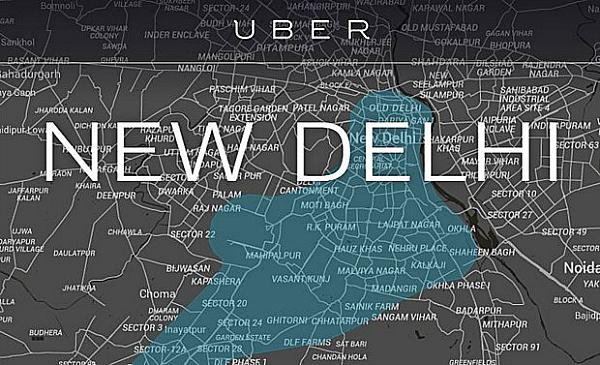 uber new delhi