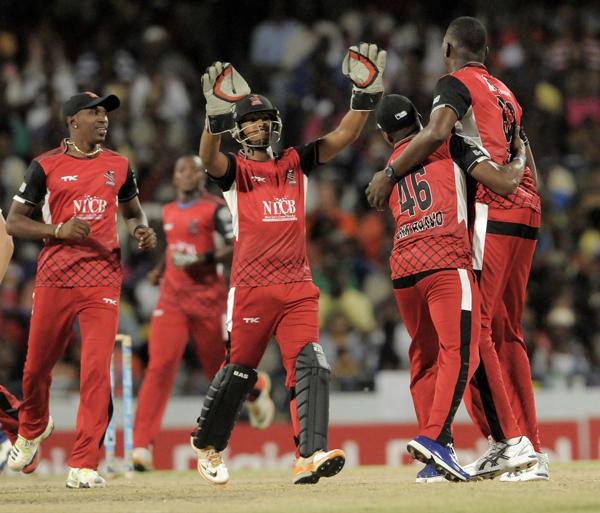 Trinidad and Tobago CPL team