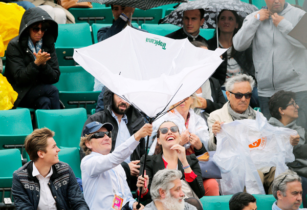 Umbrella French Open