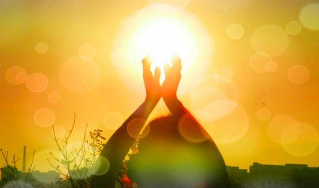 healthy sun