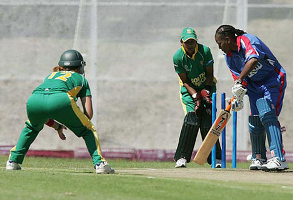 Womens World Cup Qualifying 2008
