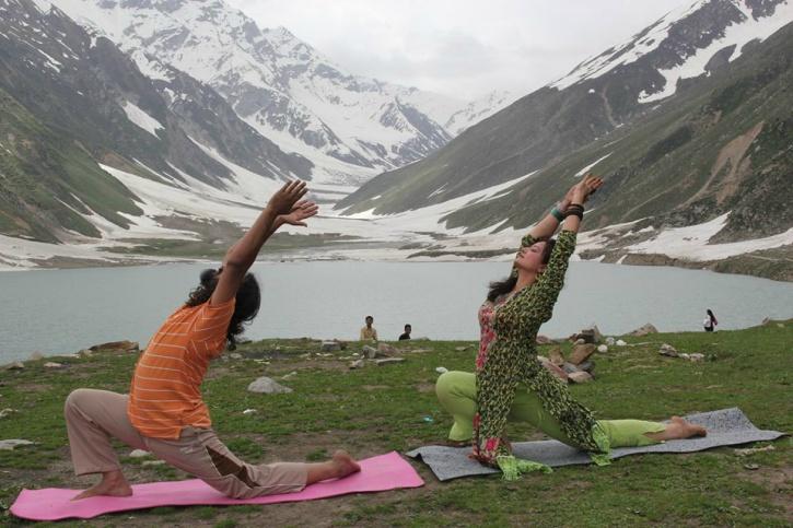 yogi shamshad haider