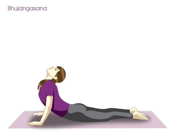 Yoga Poses: Bhujangasana (The Cobra Pose)