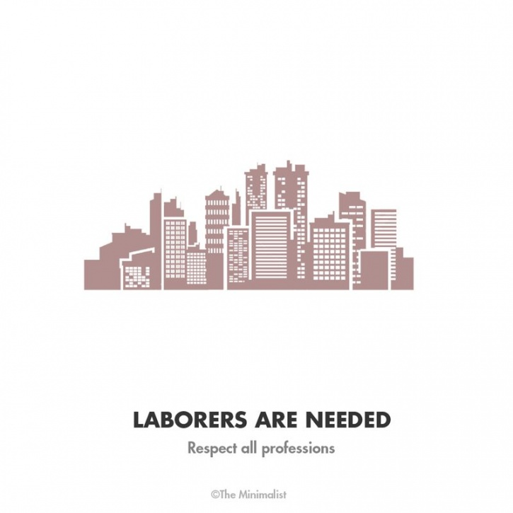 Laborers are needed