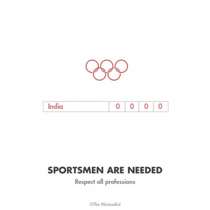 Sportsmen are needed