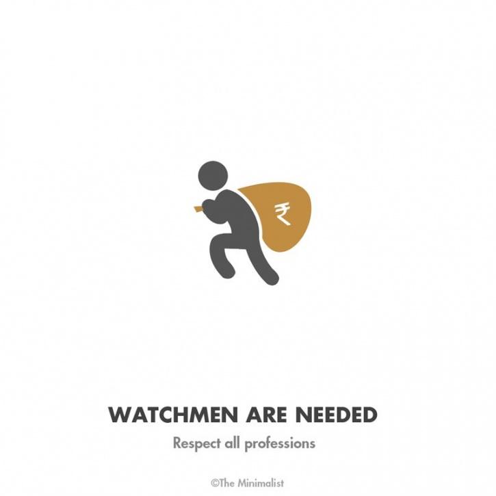 Watchmen are needed