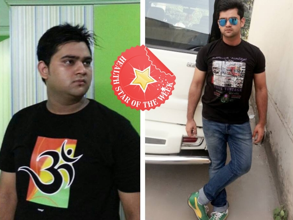 Health Star Of The Week: Restless Anurag's Patient Weight Loss