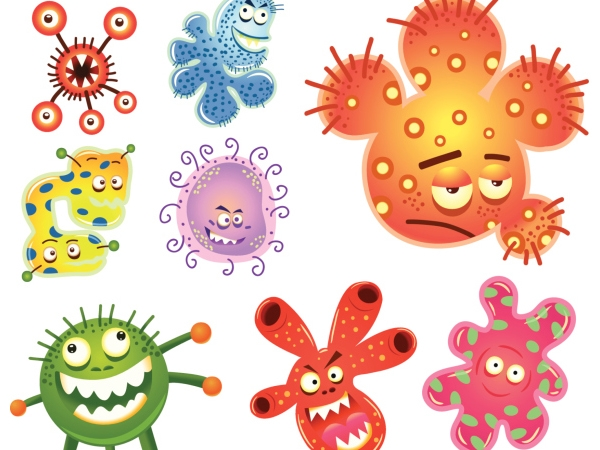 What Exactly Are Germs?